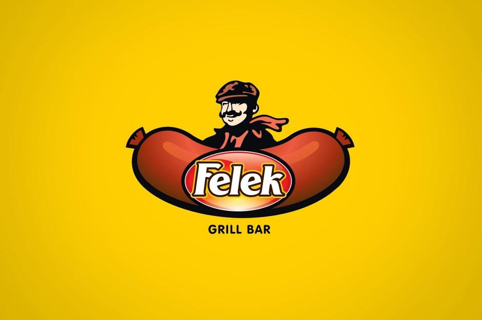 Logo Felek Grill Bar