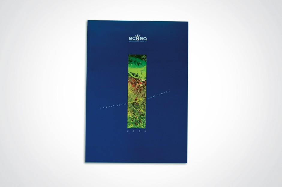 Raport roczny ECK 2000