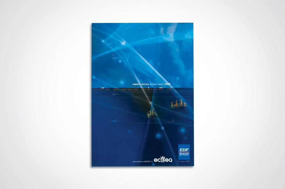 Raport roczny EDF ECK 2002