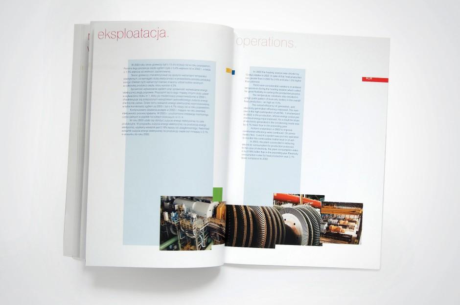 Raport roczny EDF ECK 2003
