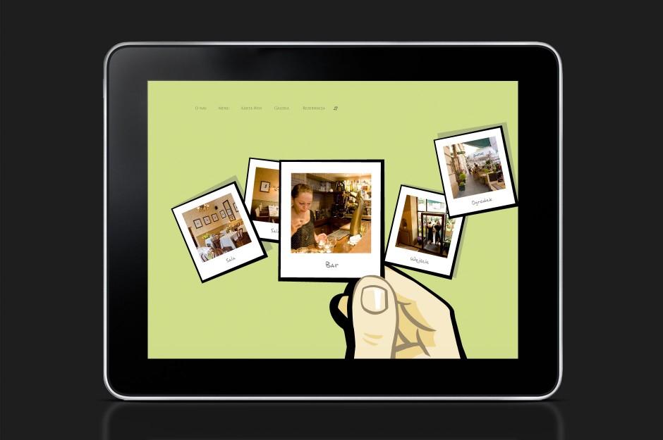 Strona www Avocado