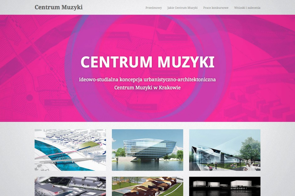 Centrum Muzyki w Krakowie